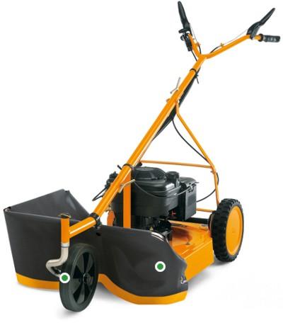 Desbrozadora de ruedas as 21 ah1 4t - Precio de desbrozadoras ...