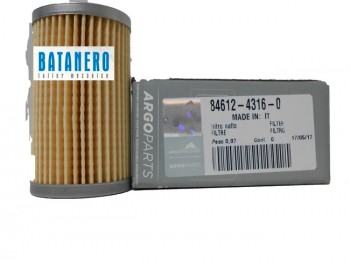 Filtro combustible 3160